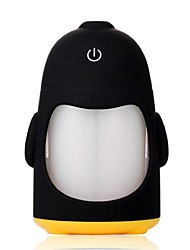 Penguin Night Light Mini USB Quiet Home Office Sweet Atomizing Humidifier Aing Kind Of Sweet