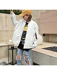 Знак магазин, * 2017 весна harajuku bf ветер webbing письмо красивый бейсбол куртка форма