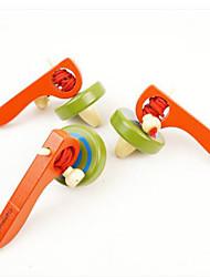 Handkreisel Handspinner Spielzeuge Kreisförmig Holz EDCBüro Schreibtisch Spielzeug Zum Töten der Zeit Fokus Spielzeug Lindert ADD, ADHD,