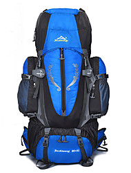 85 L Hiking & Backpacking Pack Climbing Camping & Hiking Rain-Proof Dust Proof Multifunctional