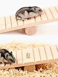 Hamster Bois Portable Roues d'exercice