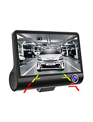 cheap -HD Dual Lens  Car DVR 1080P Car Camera Recorder Dash Cam G-sensor Video Registrator Camcorder WDR Night Vision Auto DVRs Tachograph