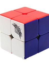 Недорогие -Волшебный куб IQ куб 2*2*2 Спидкуб Кубики-головоломки головоломка Куб Гладкий стикер Игрушки Универсальные Подарок