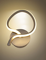 abordables -Luz Ambiente 12W AC 100-240V LED Integrado Moderno / Contemporáneo Moderno/Contemporáneo Pintura Para