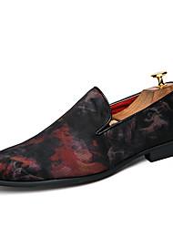 mocassini da uomo&slip-on scarpe del club primavera estate mocassino comodità formale scarpe tullewedding ufficio