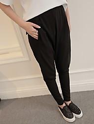 2017 весной новый гарем брюки моды штаны банан штаны значительно тонкие брюки ноги корейский версия небольшой обрушение брюки прилива