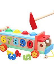 Bausteine Bälle Bildungsspielsachen Spielzeugautos Spielzeuge LKW Stücke Kinder Geschenk