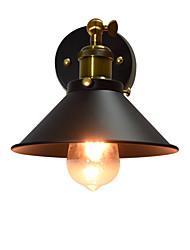 baratos -Rústico/Campestre Tradicional/Clássico Luminárias de parede Para Metal Luz de parede 110-120V 220-240V 4W