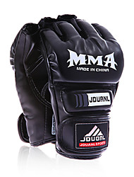 Boxing Gloves Grappling MMA Gloves Pro Boxing Gloves for Taekwondo Boxing Mixed Martial Arts (MMA) Muay Thai Kick Boxing Karate