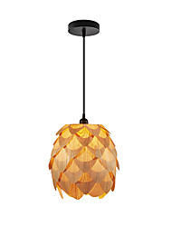 cheap -E27  D-07m  Designer Style Artichoke Layered Ceiling Pendant Light/Not Included Light Bulb