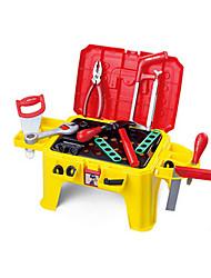 Недорогие -beiens Ролевые игры Игрушечные инструменты Ящики для инструментов Оригинальные Безопасность пластик Детские Универсальные Игрушки Подарок