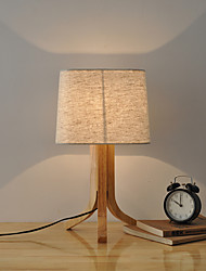 cheap -Fabric Table Lamp  Feature for Eye Protection  with Other Use On/Off Switch Switch