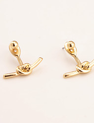 cheap -Non Stone Others Dangle Earrings Jewelry Unique Design Euramerican Fashion Personalized Daily Casual Alloy 1pc