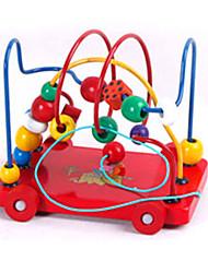 Недорогие -Игрушечные машинки Конструкторы Обучающая игрушка 1pcs Круглый Мальчики Универсальные Игрушки Подарок
