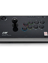 QANBA Q1W 2.4G Wireiess Ps3 Pc Ps4 Arcade Fighting Stick D-input  /  X-input  /  Android Compatible