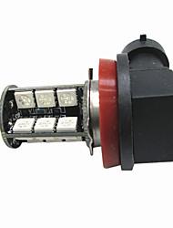 2012-2016 anno vw golf multicolore controllo remoto condotto nebbia H11 lampada principale della nebbia