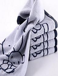 Serviette,Fil teint Haute qualité 100% Coton Serviette