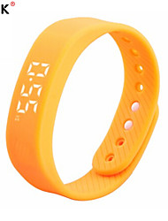 cheap -Smart Wristband Bluetooth 4.0 Smartband Smart Band Sleep Monitor Living Waterproof Fashion Smart Bracelet