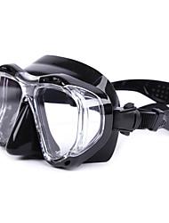 economico -Maschere subacquee Impermeabile Riflettente Protettivo Sub e immersioni Vetro Silicone