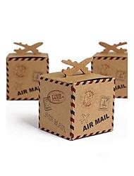 50 pièces / coffrets favorisent les sacs cadeaux beter