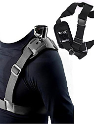 cheap -Chest Shoulder Strap Mount Harness Adjustable Convenient For Action Camera Gopro 5 Gopro 4 Gopro 3 Gopro 3+ Gopro 2 Gopro 1 SJ6000 SJ5000