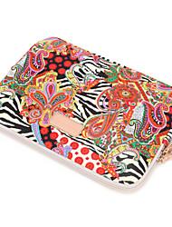 """Недорогие -Рукава Цветы текстильный для Новый MacBook Pro 15"""" / Новый MacBook Pro 13"""" / MacBook Pro, 15 дюймов"""