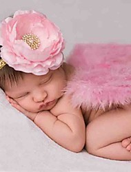 Baby Young Children In Europe And The Manual Roses Diamond Hair Band And Feathered Wings Angel Baby Photography Props
