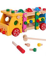 preiswerte -Bausteine Spielzeuge LKW Unisex 1 Stücke