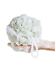 1pcs bolle ricche di grandi dimensioni 100% igienico pe ambientale sfera del bagno morbida spugna da bagno di colore bagno pennello
