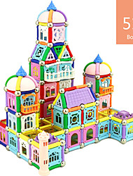 cheap -Magnetic Blocks / Magnetic Sticks / Building Blocks 518pcs Magnetic Unisex Gift