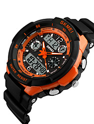 cheap -SKMEI 0931 Men's Woman Outdoor Sports Multi-Function Watch Waterproof Sports