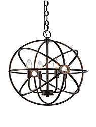 cheap -QINGMING® Pendant Light Uplight - Designers, Retro, 110-120V 220-240V Bulb Not Included