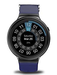 Недорогие -Смарт Часы YYI4 для iOS / Android / iPhone Пульсомер / Израсходовано калорий / GPS / Длительное время ожидания / Хендс-фри звонки / Сенсорный экран / Защита от влаги / Секундомер / 0.3 мегапикс.