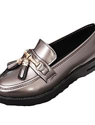 economico -Da donna Ballerine Comoda Club Shoes PU (Poliuretano) Primavera Estate Casual Formale Footing Comoda Club Shoes Con balze Con ruche Basso