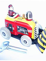 Wind-up Toy Dozer Toys Toys Iron Metal 1 Pieces Children's Gift