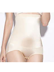 Tall Waist Belly In Pants Silky Luster Summer Thin Section Postpartum Fitness Pants Collect Waist And Buttock Waist Beautiful Body Underwear sizeM-XXL