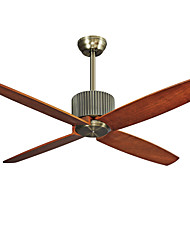 cheap -Ecolight™ Ceiling Fan Ambient Light - Designers, Rustic / Lodge Vintage Country Retro, 220-240V Bulb Not Included