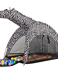 Playhouse Play Tents & Tunnels Toys House Horse Zebra Kid's Children's Pieces
