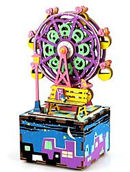 cheap -Robotime Music Box Ferris Wheel Kid's Adults Kids Adults' Gift Unisex