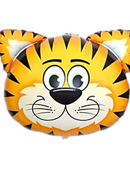 Balloons Inflatable Pool Float Toys Tiger Animal Animals Unisex Pieces