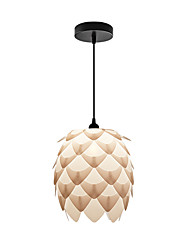 cheap -E14/E27 A-07P DIY Kit Chandelier PP Pendant Lampshade Ideal for lounges,other living areas