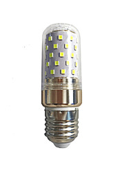 cheap -10W E14 E27 LED Corn Lights T SMD 2835 1000 lm Warm White White K AC85-265 V