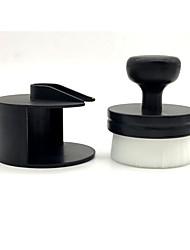 Pincel para Blush Pincel para Corretivo Pincel para Base Fibra Sintética Pêlo Sintético Profissional Viagem Ecológico Portátil Resina