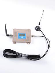 Ny lcd gsm 900mhz mobiltelefon signal booster forstærker mobiltelefon signal repeater