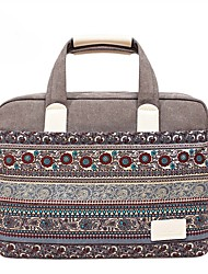 cheap -13.3 14.1 15.6 inch Bohemian Style Stitching Computer Bag Handbag Shoulder Bag for Surface/Dell/HP/Samsung/Sony etc