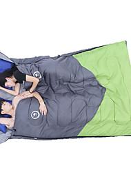 cheap -Shamocamel® Sleeping Bag Envelope / Rectangular Bag -3 15 20°C Keep Warm Moistureproof/Moisture Permeability Ultra Light (UL) Camping