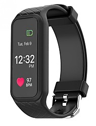 Smart Bracelet BT4.0 Heart Rate Pulse Monitor Smartband Wristwatch Sports Fitness Band for Android iOS