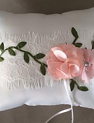 preiswerte -Spitzen Blumen Satin