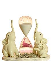 Недорогие -Декорации Песочные часы Игрушки Игрушки Слон Стекло Не указано Куски