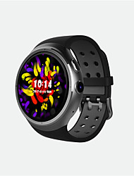 Z10 MTK6580 Quad Core Full Screen Heart Rate Monitoring WiFi Internet GPS Positioning 3G Android Smart Watches